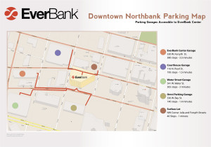 EverBank building parking