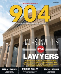 904 Magazine Top Lawyers 2012